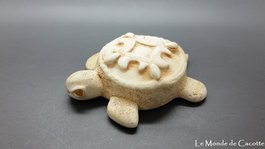 Ref tortue012 vue cote gauche