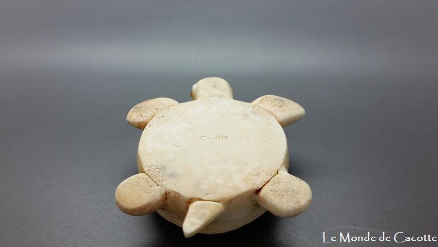 Ref tortue012 vue dessous