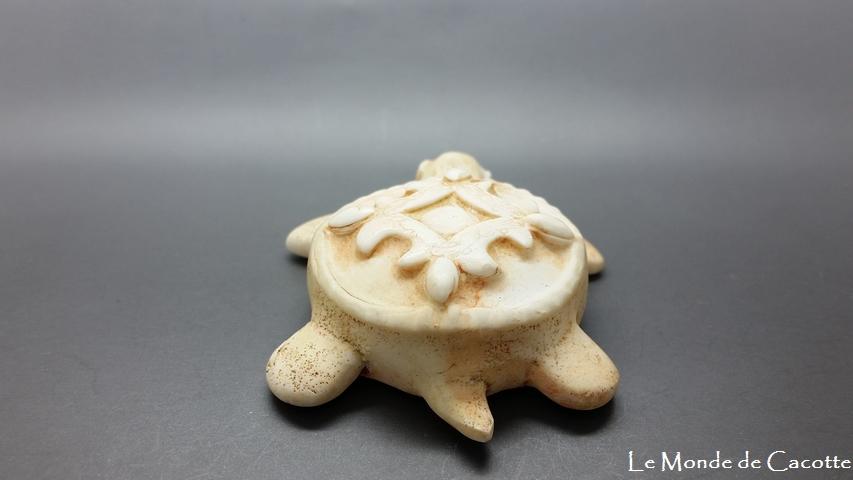 Ref tortue012 vue dos