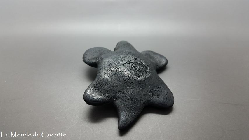 Ref tortue026 vue dessous